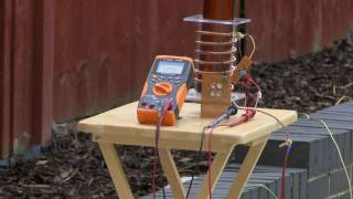 Scalar power transmission. The Wardenclyffe  Tower