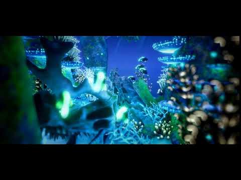UE4 - Crash Site diorama - Underwater