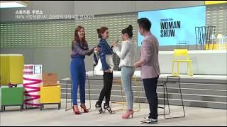스토리온 우먼쇼 - Ep.02 리얼상황! MC 김성령의 엉덩이를 만지다?!