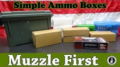 Make Simple Ammo Boxes For Your Reloads - Learn How To Reuse Empty Ammo Boxes And Save Some Cash