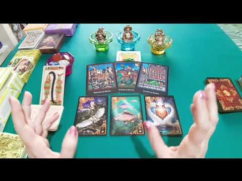 ASMR español 🔮 RolePlay Profesora de Tarot ✨ from YouTube · Duration:  39 minutes 37 seconds