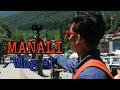 Manali Vlog #1 My First Vlog || Road trip to MANALI !!
