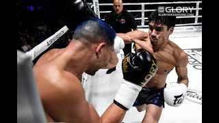 GLORY 67: Asa Ten Pow Highlight
