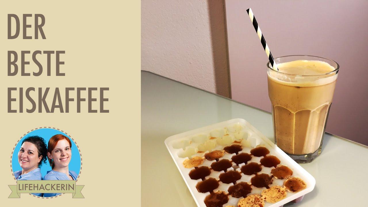 cafe frappe selber machen