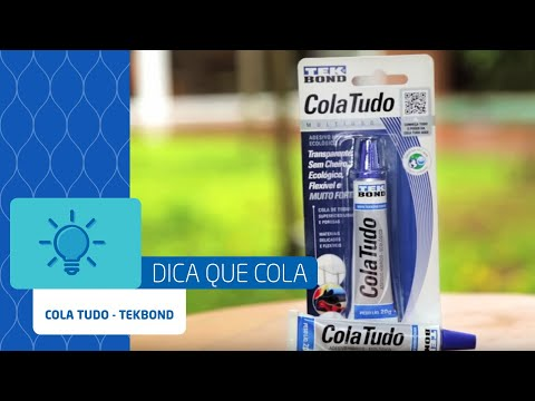 Cola Tudo - Tekbond
