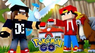 Minecraft POKEMON GO - JACK JOINS ROPO ON THE LATEST POKEMON ADVENTURE!!!