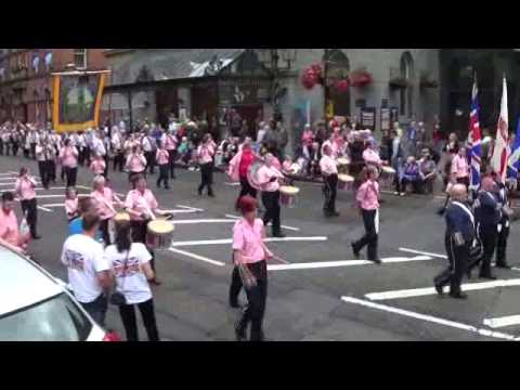12th July 2014 Parade - Belfast