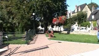 Arromanches : ville fleurie 2011 du Calvados