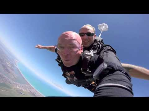 John Stevenson at Coastal Skydive