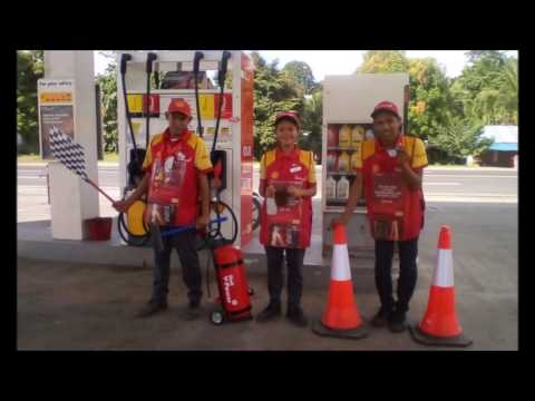 SHELL PIT STOP EXPERIENCE (PSSC EL SALVADOR)