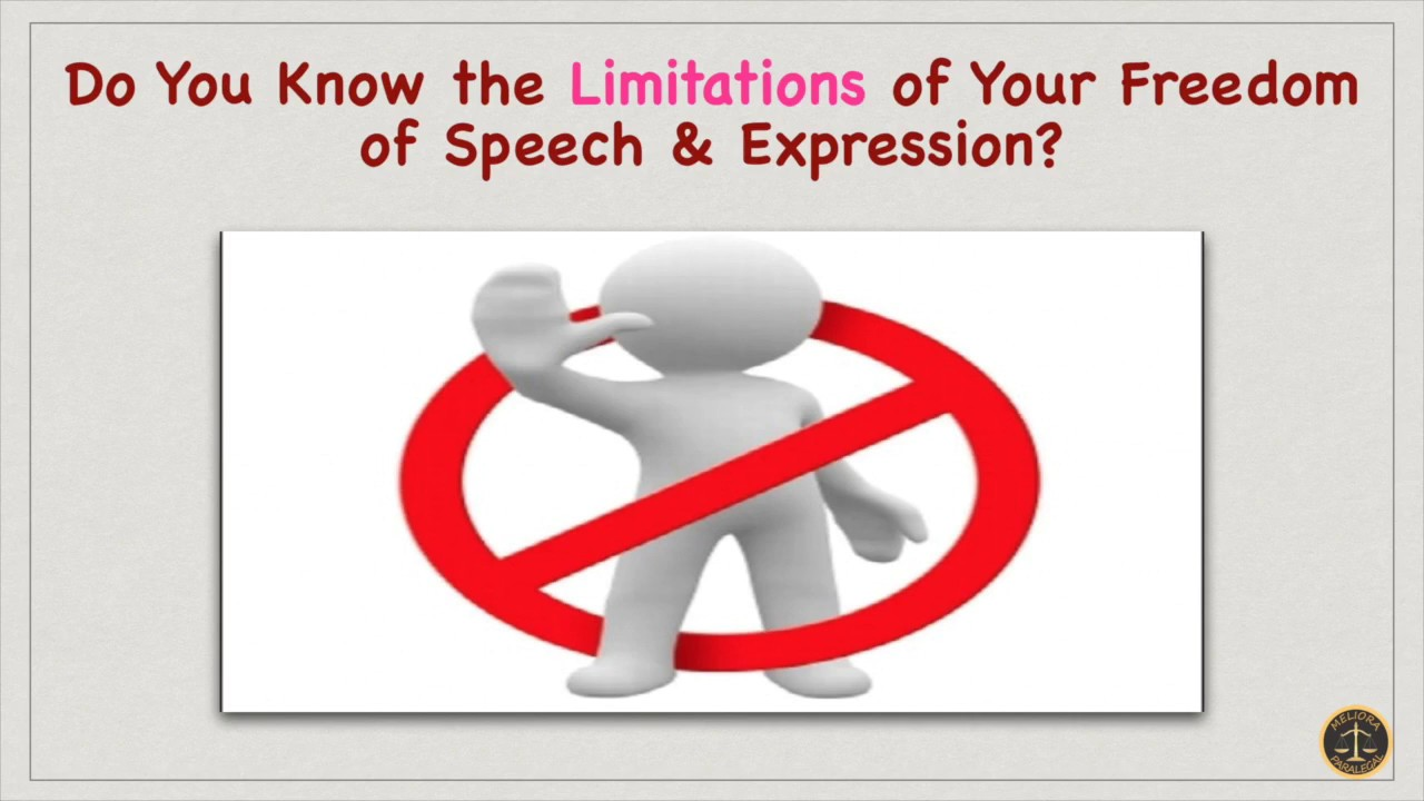 4 Permissible limitations of the ICCPR right to freedom of expression