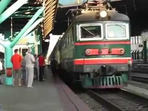 Самарский вокзал - песня-гимн Самарскому вокзалу