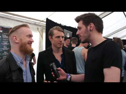 Royal Republic Interview Download Festival 2016