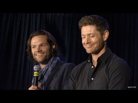 Montreal Con Jared Padalecki and Jensen Ackles FULL Main Panel 2018 Supernatural