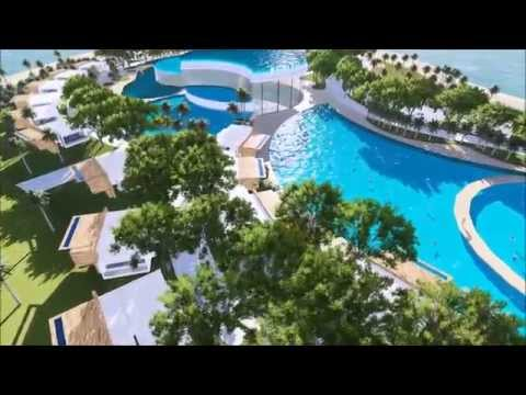 Lumion 3d Beach  resort