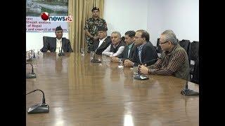 तोकिएको मितिमा नै प्रदेश र प्रतिनिधिसभाको निर्वाचन गर्ने सहमति – NEWS24 TV