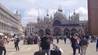Венеция: площадь Сан Марко(Просто общий вид на площадь Сан Марко., 2016-07-04T17:25:06.000Z)