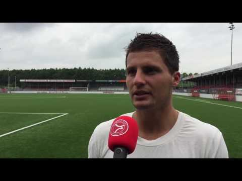 Almere City TV | Fanatiekelingen alweer op het veld
