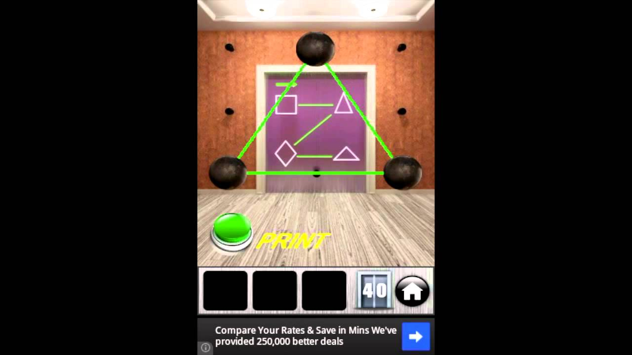 100 Doors Runaway Level 40 Walkthrough Youtube