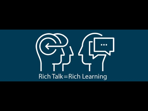 Stanford Webinar - Rich Talk=Rich Learning: How to Establish a ...