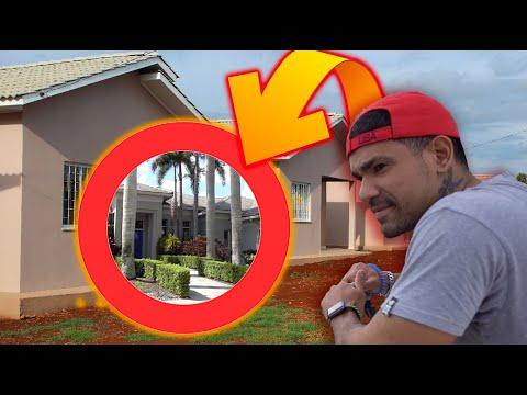 A busca da casa inexplicável - VLOGZERA RAIZ  VLOG 180