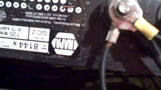 2007 EZ-GO Battery's Not Charging