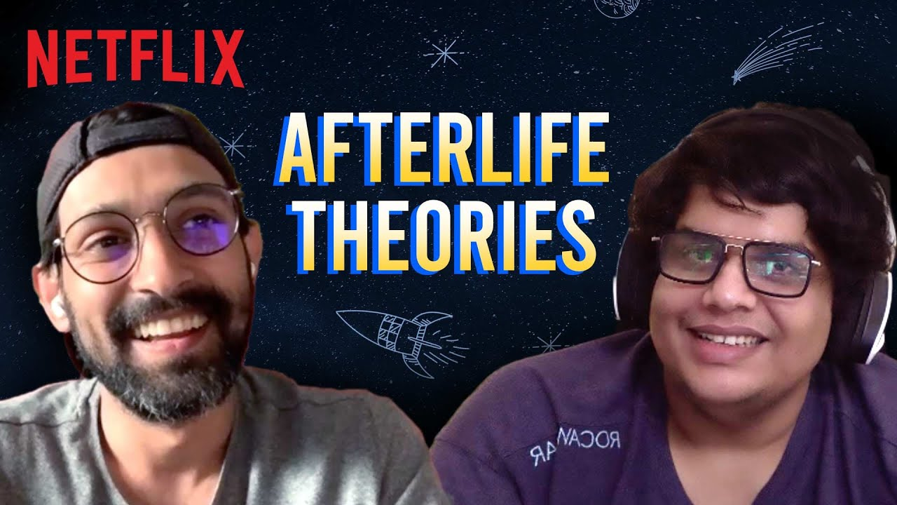 @Tanmay Bhat & Vikrant Massey: What Happens After We Die? | Cargo | Netflix India