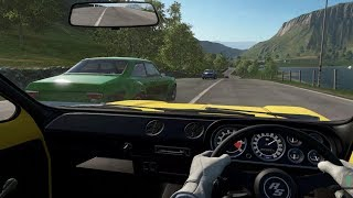 Project Cars 2 in Oculus Rift (Virtual Reality)