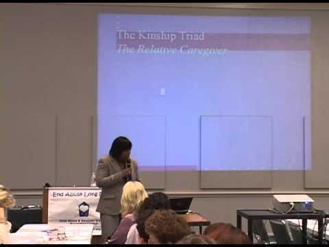 """""""Understanding Kinship Family Dynamics"""" - Yolanda Green, Ph.D. - 7/10/08"""