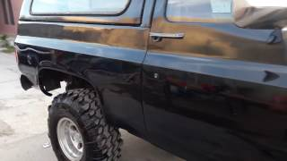 My Blazer K5 1977