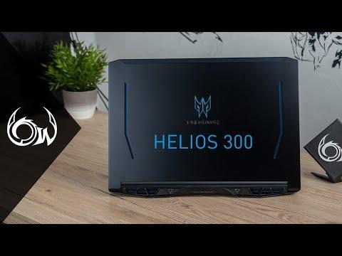 Megfontolt ragadozó - Predator Helios 300 💻