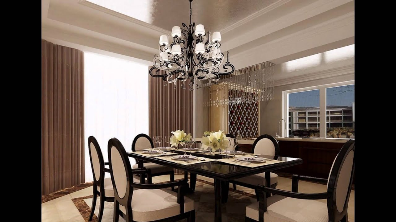 Dining Room Chandeliers  Modern Dining Room Chandeliers