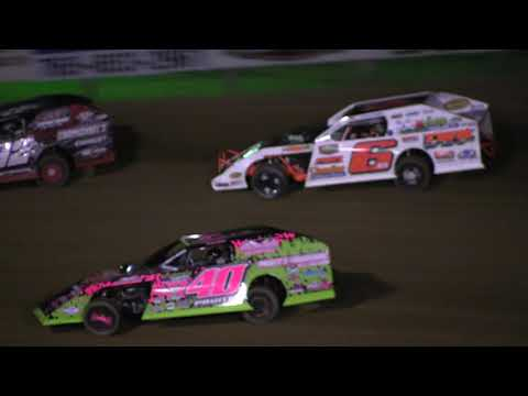 4 21 18 Modified Heat #2 Lincoln Park Speedway