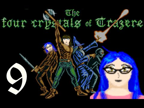 The Four Crystals of Trazere/Legend (Part 9) - Cruising speed.