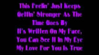 George Strait - True (Lyrics)