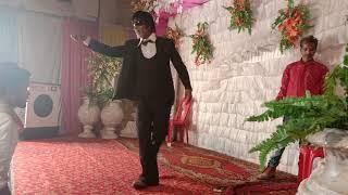 Junior Amitabh Bachchan 03 Tere Jaisa Yaar Kahan Song Kishore Kumar {14}