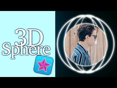 3D Shape Layer Sphere // Video Star