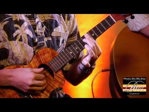 Pakele Live! Kokua Japan Fundraiser - Jon Yamasato & David Kamakahi - Hanohano Hanalei
