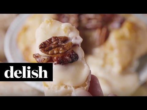 Maple Bacon Baked Brie | Delish