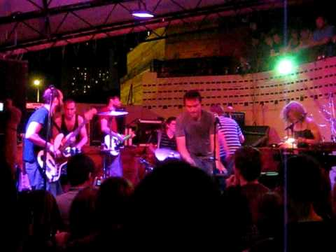Sunset Rubdown - Nightingdale/December Song - 2009/20/06 @ Mohawk