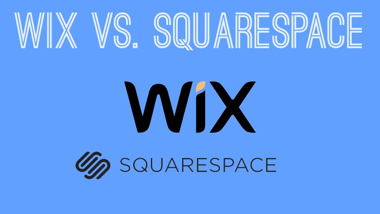 Wix vs Squarespace - Choosing The Best Website Platform ...