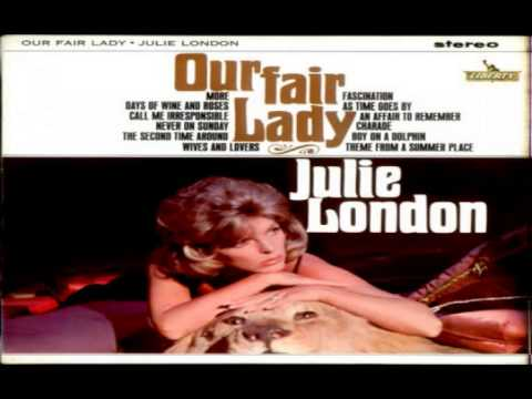 Julie London Wives And Lovers 1965