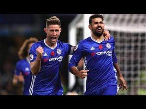 Everton vs Chelsea 0-3 All Goals & Highlights 30.4.2017