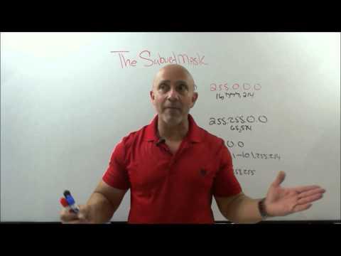 IPv4 - Lesson 4 - Classes of IP addresses