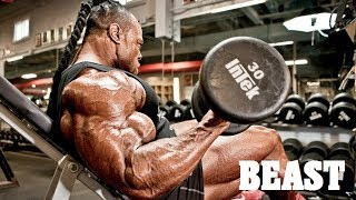 Bodybuilding Motivation - I AM THE BEAST (MuscleFactory) thumbnail