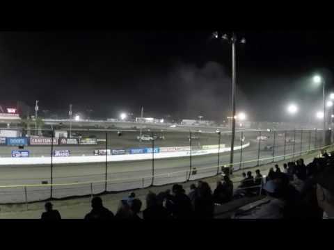 Volusia Speedway Park Big Block Modifieds Non-Qualifiers Race (Super Dirt Car Series)