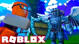 Defeating The Ultimate Warrior (Roblox Warrior Simulator)