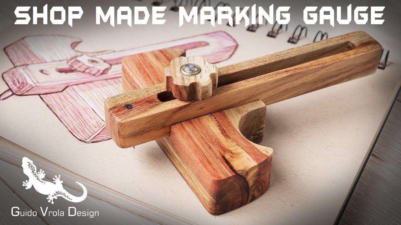 Making A Marking Gauge