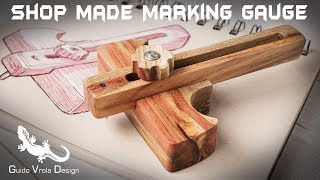 Making A Marking Gauge