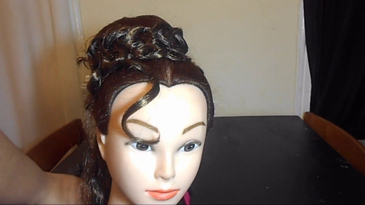 indian bridal hairstyle - youtube